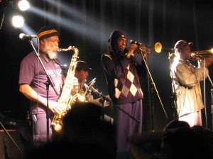 Still on the road, the Skatalites