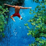 Jump and feel free