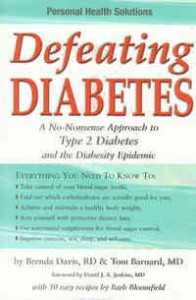 Defeating Diabetes Cover