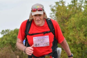 The first ever 7 time finisher at Kalahari Extreme Marathon